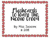 Nicene Creed Flashcards