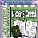 Nicene Creed Prayer ~ Mini Book