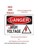 Nick & Tesla's High-Voltage Danger Lab Reading Comprehensi