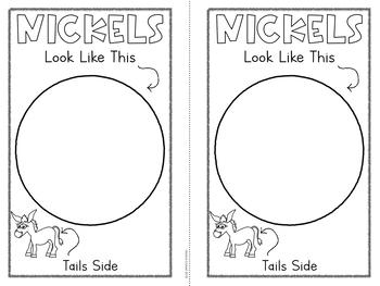 Coin Identification Book - Nickel