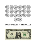 Nickel Money Chart