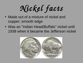 Nickel Money PowerPoint