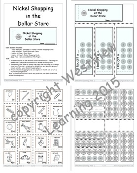 Nickel Shopping in the Dollar Store - US Coins