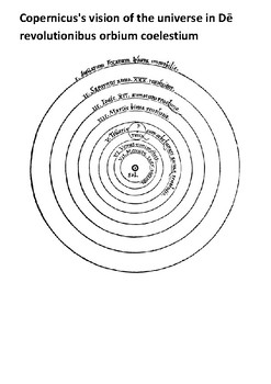 Nicolaus Copernicus Handout