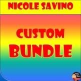 Nicole Savino Custom  Bundle