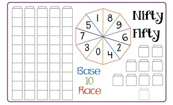 Nifty Fifty Base 10 Race
