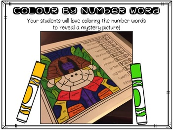 Nifty Number Words {No Prep Printable for Numbers 11-20}