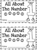 Nifty Numbers 1-10 --- Interactive Number Books for the Nu