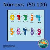 Numeros (50-100)
