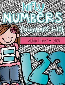 Nifty Numbers {Numbers 1-10}