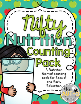 Nifty Nutrition Counting Pack 1-10