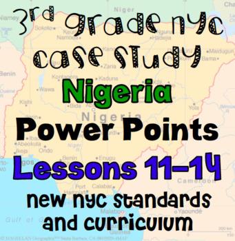 Nigeria Case Study Lessons 11-14