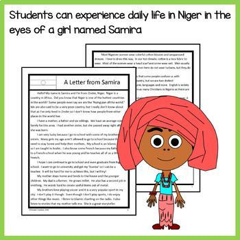 Niger Country Study