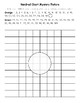 Niger Flag Hundred Chart Mystery Picture with Number Cards