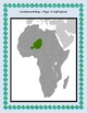Niger Geography, Flag, Data, Maps Assessment - Map Skills and Data Analysis