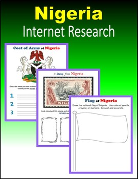 Nigeria (Internet Research)