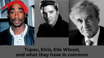 Night Analysis Using Tupac and Elvis