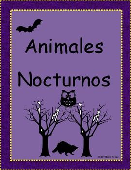 Night Animals-Spanish