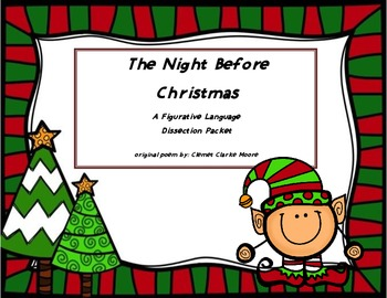 Night Before Christmas - Figurative Language Lesson
