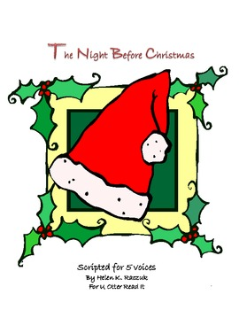 Readers Theatre: Night Before Christmas _ Script and Teacher Notes