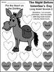 Valentine's Day Language Arts Activities: Night Before Val