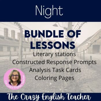 Night Bundle : Common Core Based Distance Learning