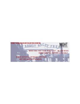 Night By Elie Wiesel Bookmark