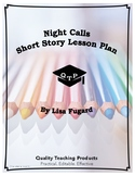 Night Calls by Lisa Fugard Lesson Plan, Worksheet, Questions and Key