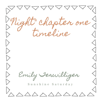 Night Chapter One Timeline