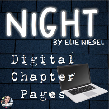 Night Chapter Pages - Digital Resource
