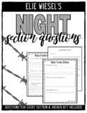 Night Chapter Questions