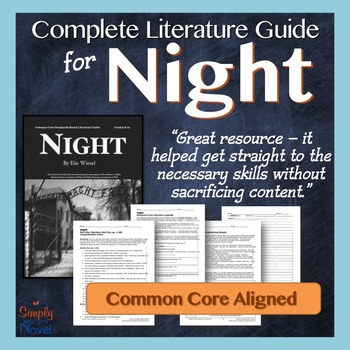 literary criticism of night by elie wiesel