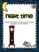 Night Creatures Math and Literacy Centers
