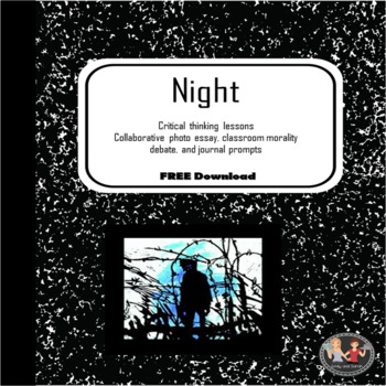 Night Critical Thinking Activities