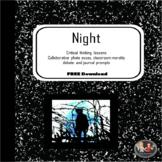 Night Critical Thinking Activities