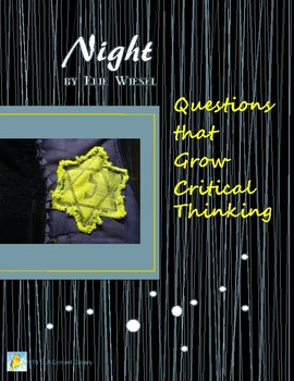 Night Discussion Questions that Grow Critical Thinking