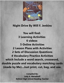 Night Drive by Will F. Jenkins Supplemental Activities