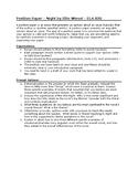 Night - ELA B30 - Complete Editable Unit