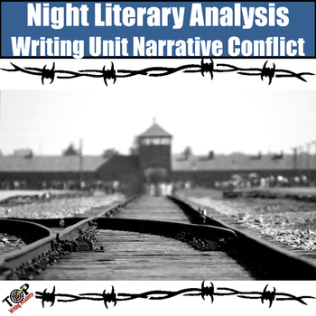 Night Elie Wiesel Conflicts