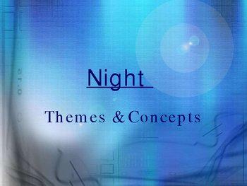 Night (Elie Wiesel) Themes