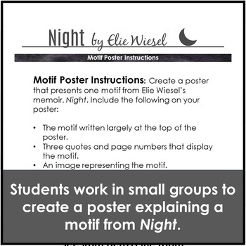 Night Free Motif Activity