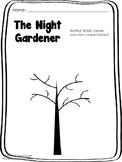 Night Gardener - Reading Extension/Warm Up