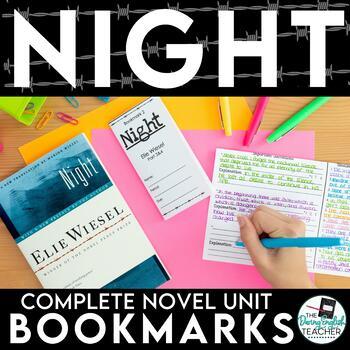 Night Interactive Bookmarks