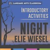 Night: Introductory Speech & Internet Activity