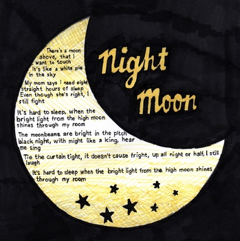 Night Moon: 1st-2nd Grade Lesson Plan Bundle
