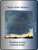 Night Of The Twisters Reading Group Activity guide