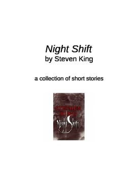 Night Shift Study Guide Packet
