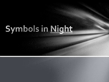 Night: Symbols and Quote Analysis