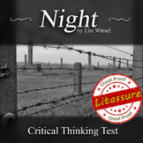 Night Critical Thinking Test