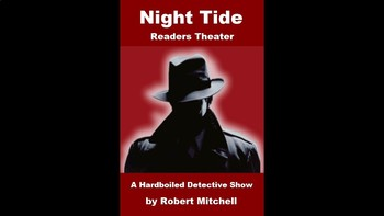 Night Tide - Hard-boiled Detective Show PowerPoint